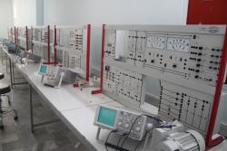 کارآموزی گزارش کار آزمایشگاه الکترونیک