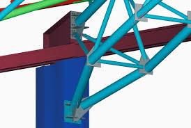 پاورپوینت تشریح نرم افزار TEKLA STRUCTURE X STEEL در 36 اسلاید کاربردی و آموزشی و کاملا قابل ویرایش